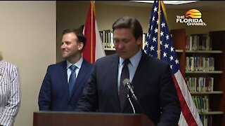 Ron DeSantis says he will not enfore mask mandate in schools