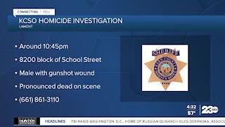 Kern County Sheriff's Office: Man killed in Lamont shooting
