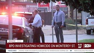 Man dies following shooting in parking lot in East Bakersfield