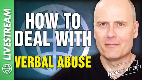 HOW TO DEAL WITH VERBAL ABUSE