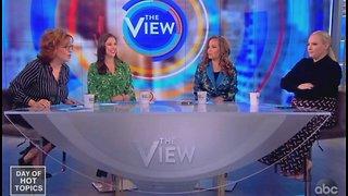 Meghan McCain rips Joy Behar on heated View' segment