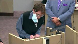 Nikolas Cruz speaks after pleading guilty to 17 murder charges