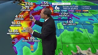 Scott Dorval's Idaho News 6 Forecast - Monday 10/18/21