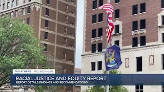 Racial Justice and Equity report unveiled with recommendations