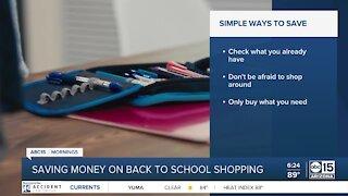 The BULLetin Board: Saving money on back-to-school shopping