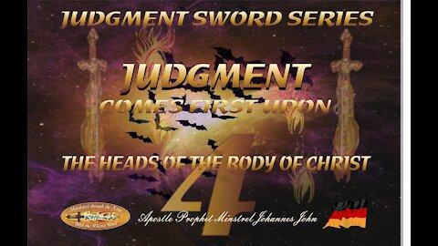 Judgment Sword Series 4