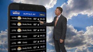 7 First Alert Forecast Noon Update, Thursday, September 23