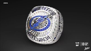 Tampa Bay Lightning release details on new championship rings, and they're fancy