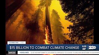 Governor Gavin Newsom unveils $15 billion plan to combat climate change