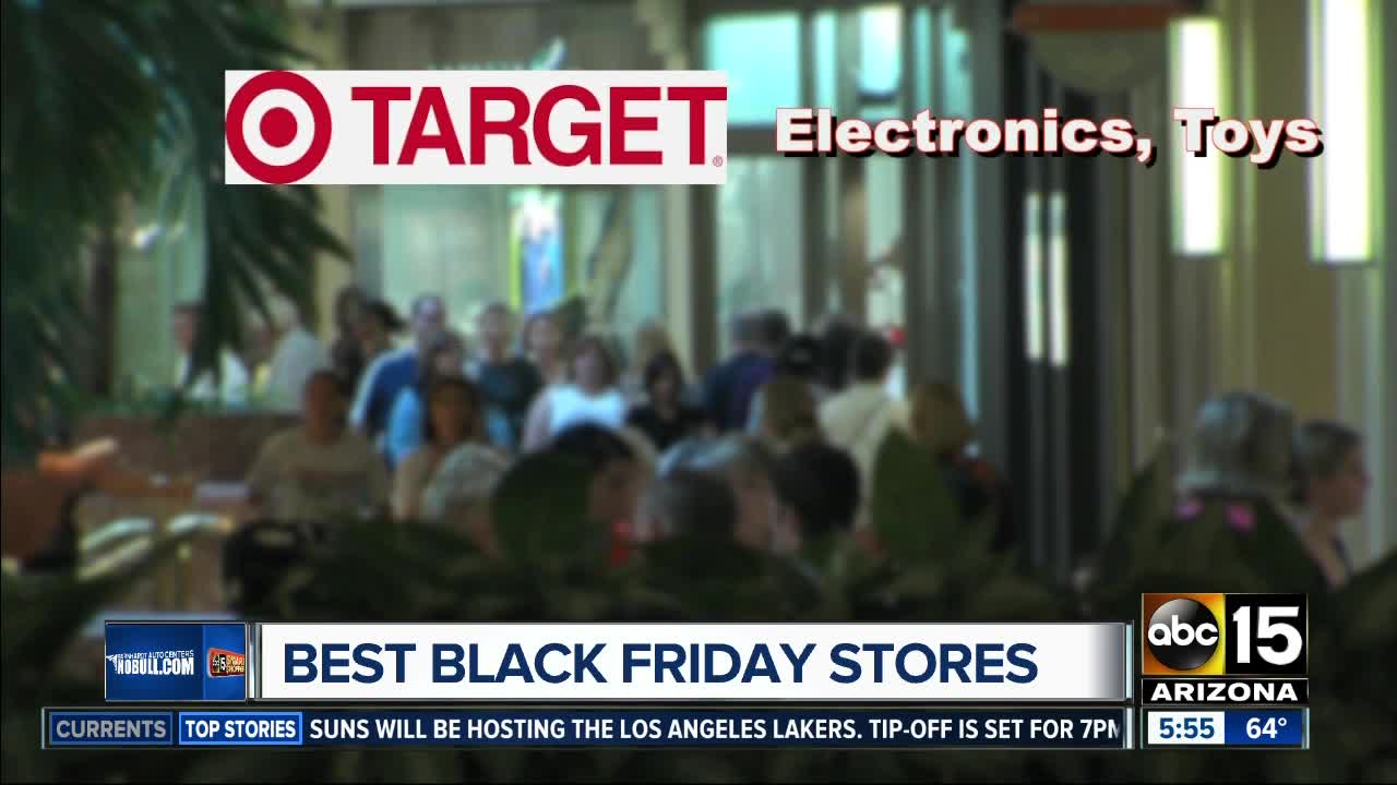 Best Black Friday stores