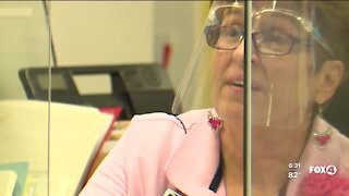 Punta Gorda Post Office looking to repeat in top spot for breast cancer stamp sales