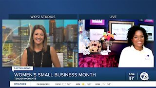 Tender Moments Owner speaks about her small business