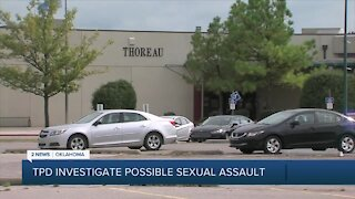 TPD Investigate Possible Sexual Assault