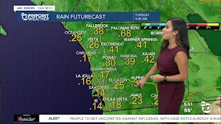 ABC 10News Pinpoint Weather with Weather Anchor Vanessa Paz