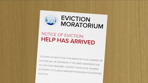 'Eviction tsunami': Millions face eviction as moratorium ends Saturday, experts say many in danger