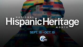 Celebrating the beginning of Hispanic Heritage Month