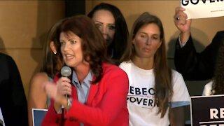 Rebecca Kleefisch announces run for governor