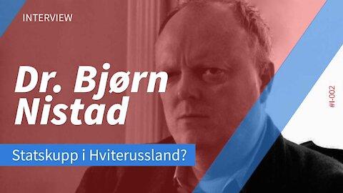 Interview: Statskupp i Hviterussland ?