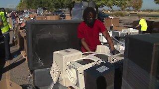 Denver7 Electronics Recycling Drive, Sept 18 Live at 9AM Final