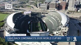 Cincinnati's bid for 2026 FIFA World Cup