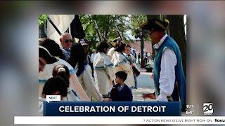 Celebrating the city at Le Rendez-vous du Detroit