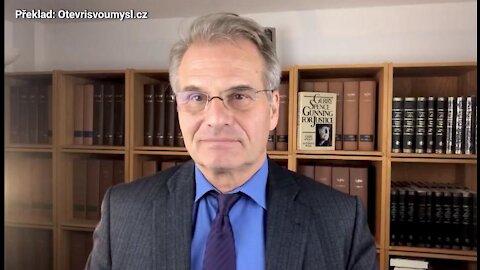 JUDR. REINER FUELLMICH - Politici, ktorí presadili podvod Covid-19, budú trestnoprávne stíhaní