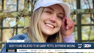 Body found believed to be Gabby Petito