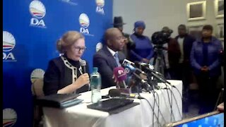 ANC slams Zille apology over colonialism furore a 'meaningless token' (H2d)