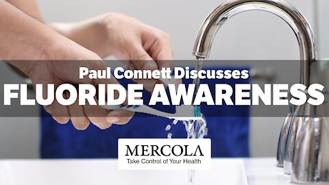 The Fight to End Water Fluoridation- Interview with Paul Connett