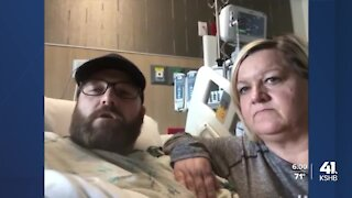 Springfield Police officer thanks family of fallen Independence officer for organ donation