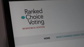 Ranked choice voting pulled from November's ballot after possible MEL violations