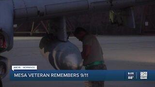 Mesa veteran shares his account of 9/11