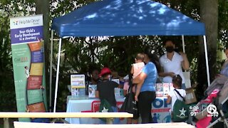 Back to school vaccinations offered to kids and parents in West Palm Beach