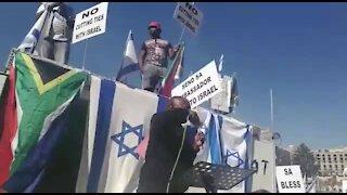 """Reinstate ambassador to Israel – """"SA Christians"""" (FbE)"""