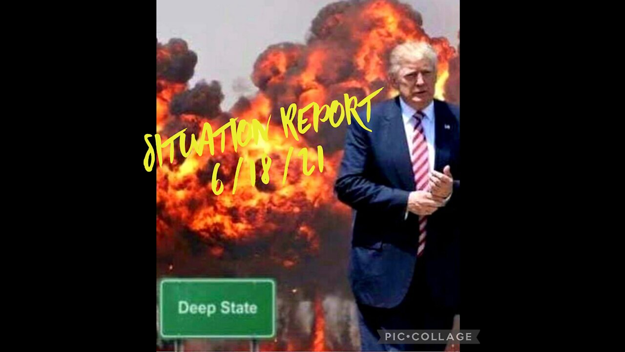 Situation Report: Deep State Boom! Major Operations In Sub Bases Under San Antonio, Finger Lakes & Canada! - Must Video