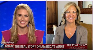 The Real Story - OAN Election Audit Update with Dr. Kelli Ward