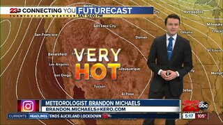 23ABC Evening weather update August 14, 2020