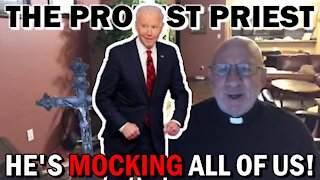 He's Mocking Us!   Fr. Imbarrato Live - Thu, Jan. 21, 2021