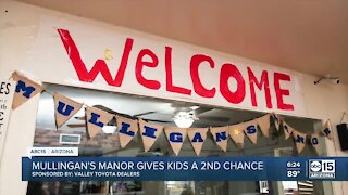 Helping Kids Go Places: Mulligan's Manor