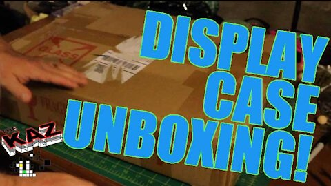 Display Case Unboxing