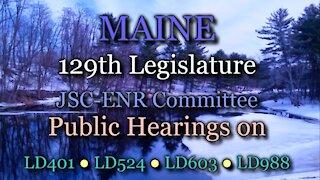 20190403 ENR Public Hearing Preserve Landfill Capacity