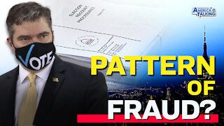 Pattern of Election Fraud in Disputed States?; Thanksgiving During COVID   America Is Talking