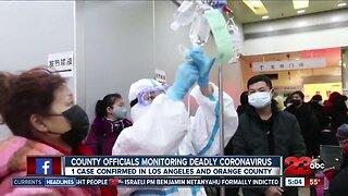 Kern County health officials on high alert following deadly Coronavirus outbreak