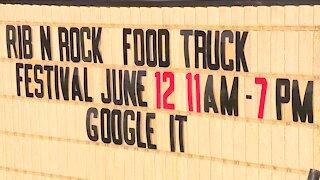 Parma Rib N' Rock Food Truck Festival happens Saturday