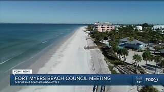 Fort Myers Beach Council Meeting