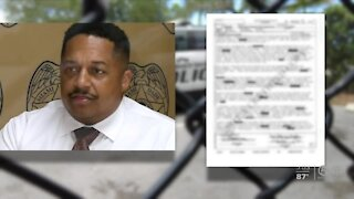 Miami-Dade police lieutenant posts bail, released after sexual battery arrest