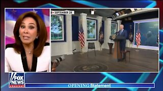 Judge Jeanine Reveals Who She Believes is Running the Biden White House