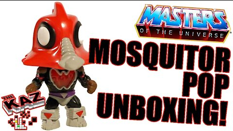 Mosquitor Masters of the Universe Funko Pop Unboxing