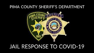 Pima County Sheriff's Department assures safety of inmates during COVID-19 outbreak
