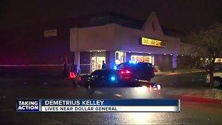 Police investigate deadly shooting outside Highland Park Dollar General